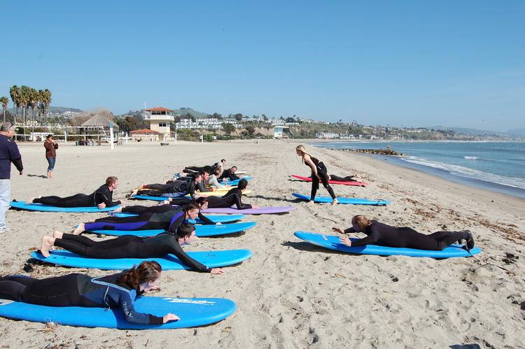 La Vida Laguna Beach surf lessons