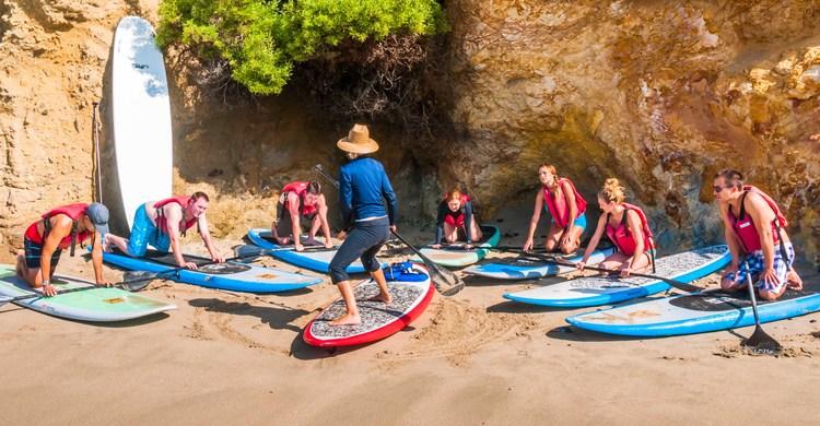 La Vida Laguna Beach Paddle Board Lesson and Tours