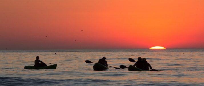 La Jolla Sunset Kayak Tour