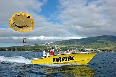 West Maui Parasail Kaanapali Flying