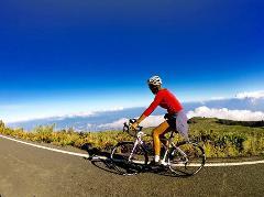 Downhill Summit Haleakala Self-Guided Bike Tour