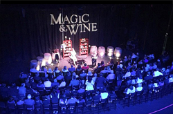 Magic and Wine Ticket - General Admission