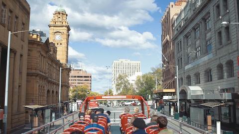 48 Hour City Loop Ticket Tasmania Australia