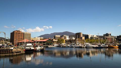 24 HOUR CITY LOOP TICKET Tasmania Australia