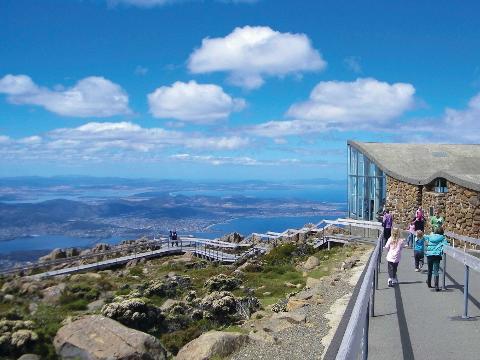Red Decker 48 hour City Loop + Mt Wellington Tasmania Australia