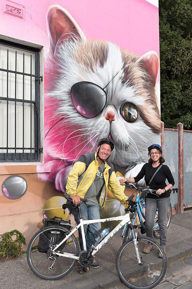 PRIVATE Real Melbourne Bike Tour