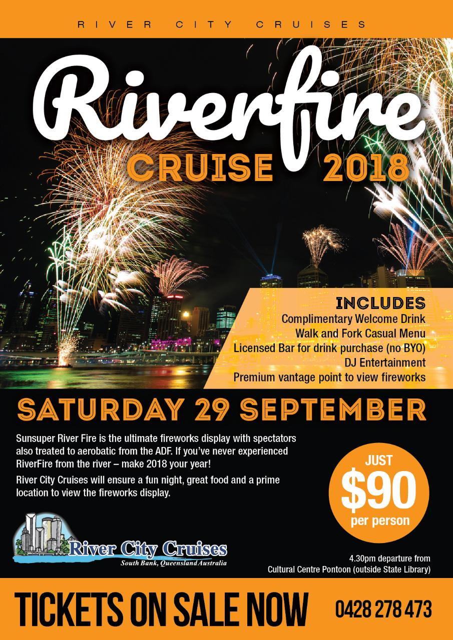 RIVER FIRE 2018