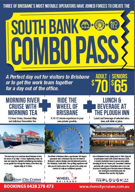 SOUTH BANK COMBO PASS