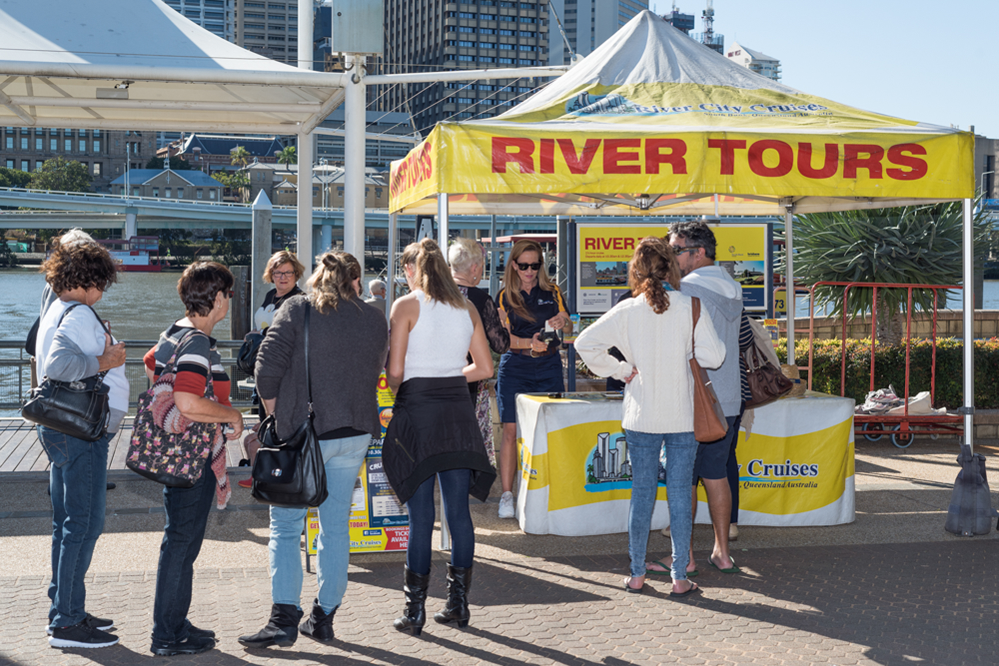 Brisbane River Sightseeing Cruise - Midday