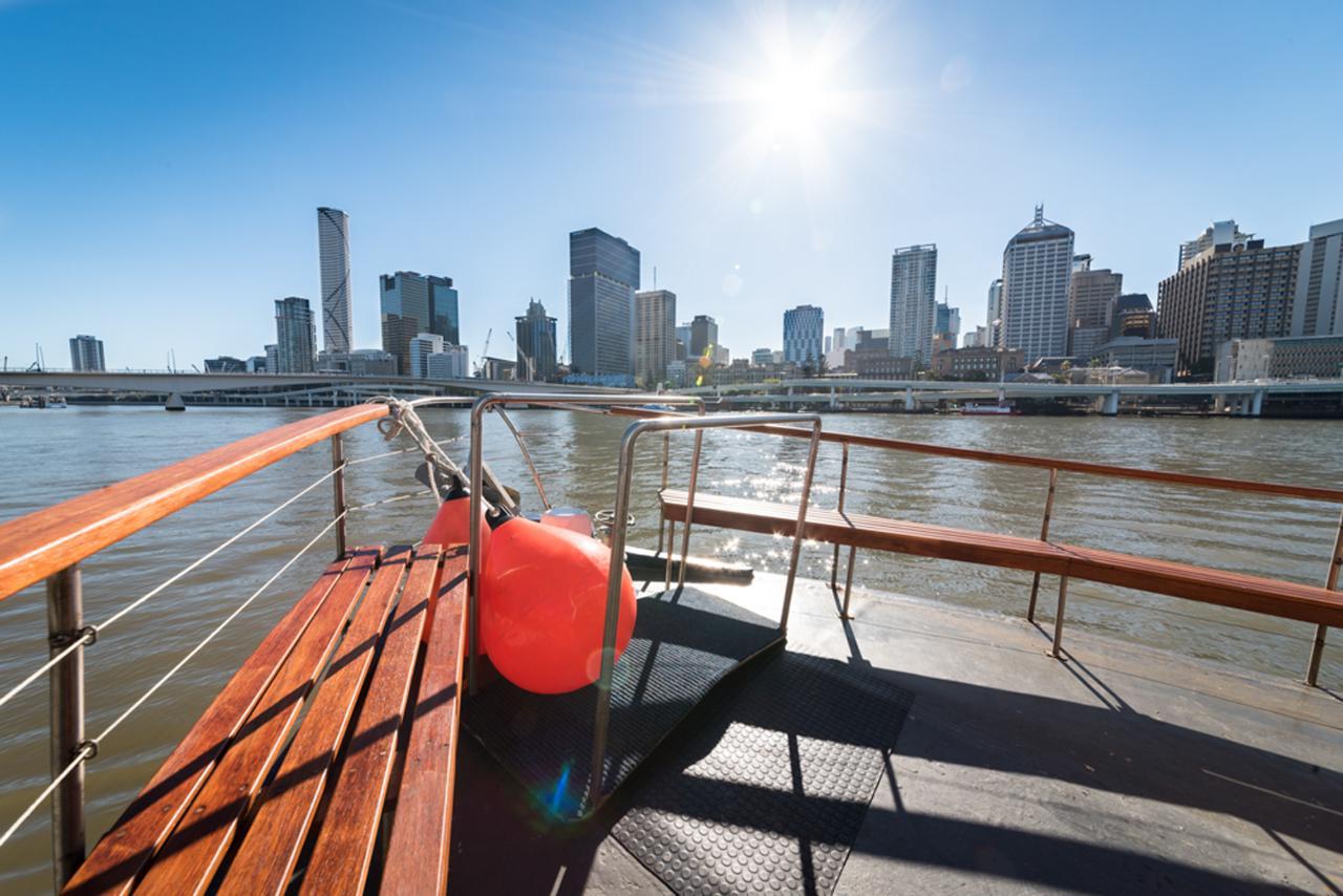 2hr Sightseeing Cruise- Departs Newstead Jetty 11.15am