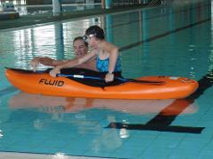 Kayak Rolling Classes