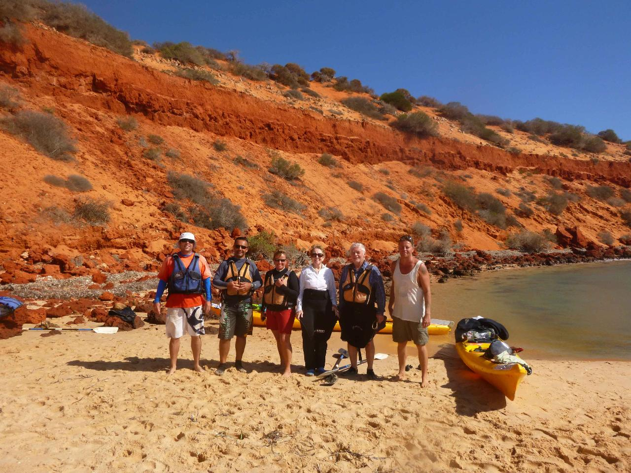 Monkey Mia 5-Day Sea Kayak Expedition