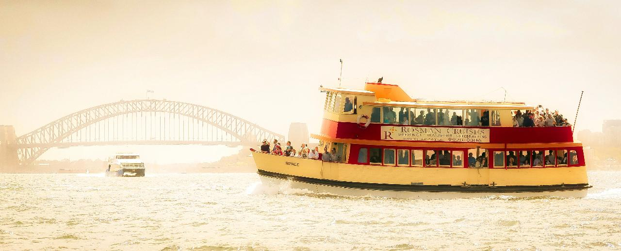 Noakes Sydney Gold Coast Yacht Race Spectator Cruise 2020