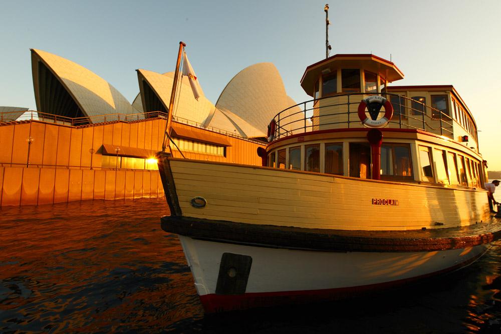 Australia Day Cruise 2018