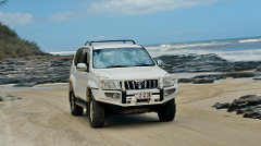 4 day 4wd hire