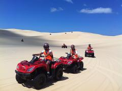 1 Hour Quad Bike Adventure Tour - Gift Voucher