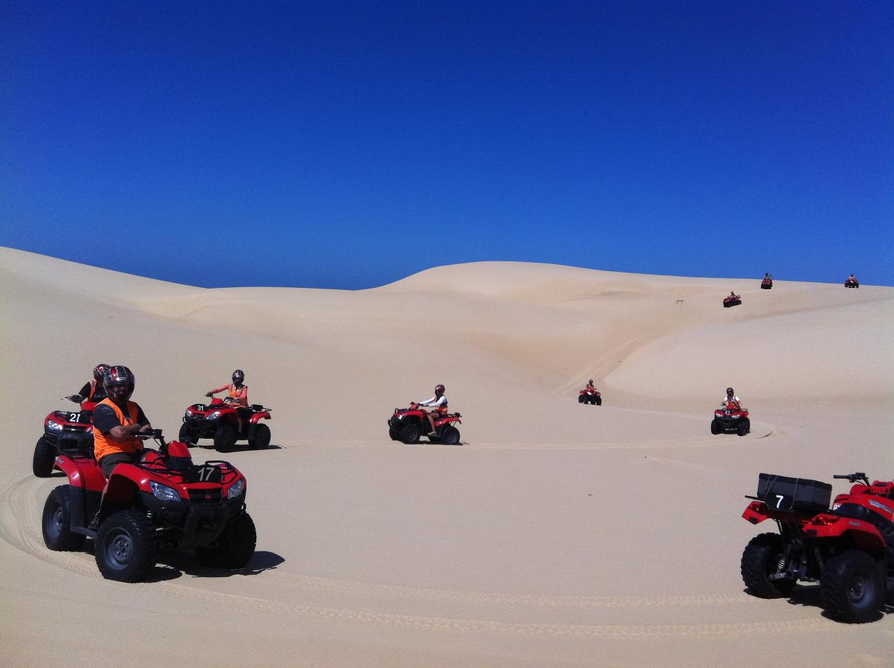 1 Hour Quad Bike Tour   (Easter Long Weekend)