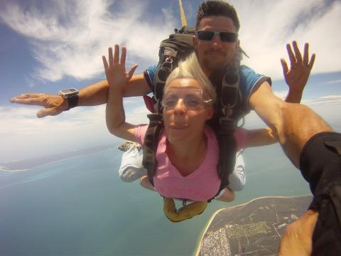 Skydive Castaway 3 Day/2 Night