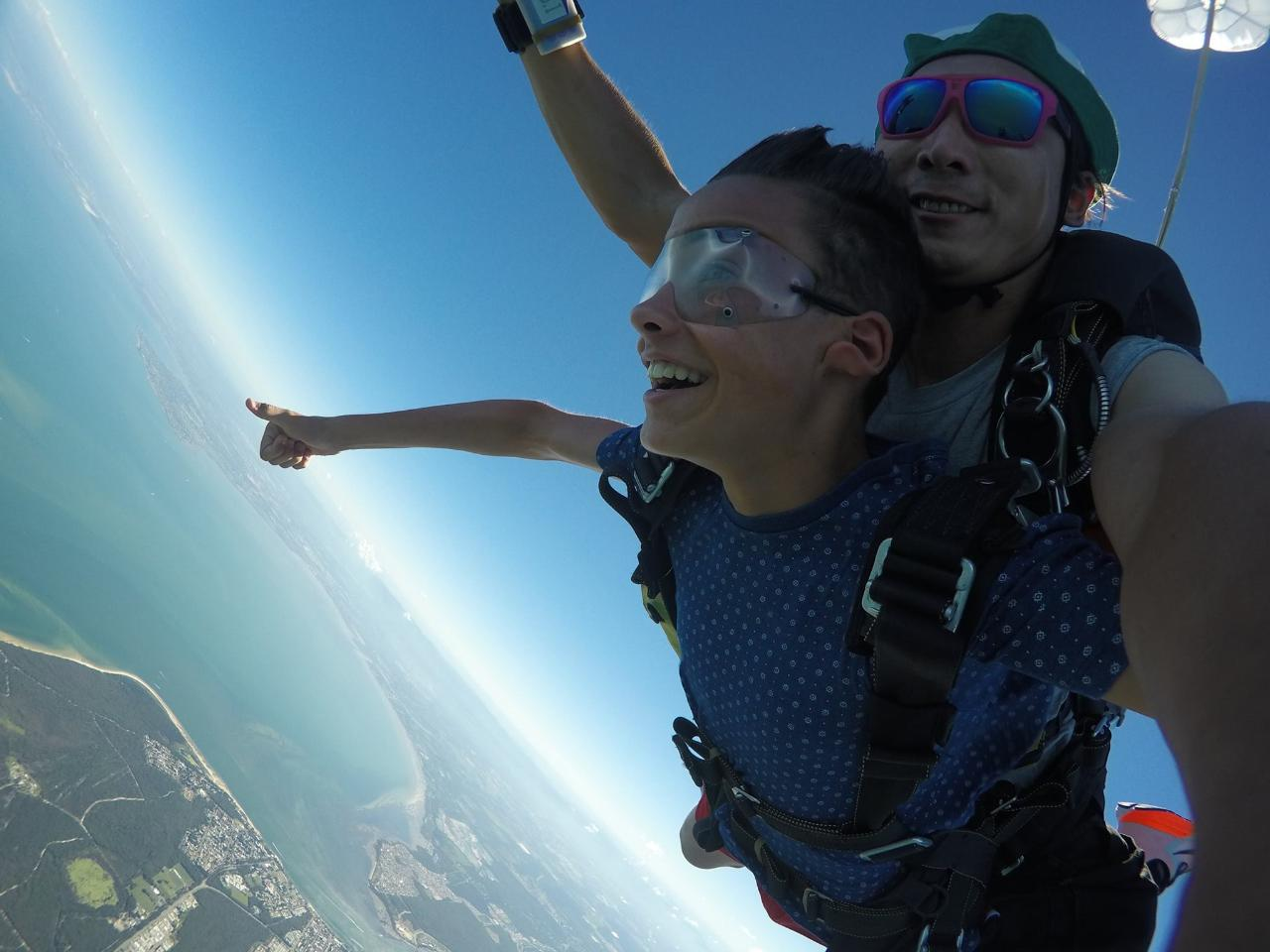Skydive Castaway 4 Day/3 Night