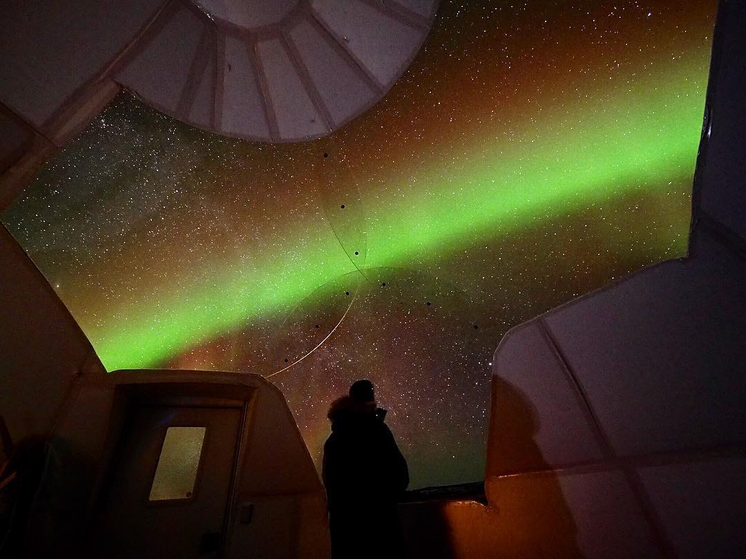 VIP Aurora Viewing
