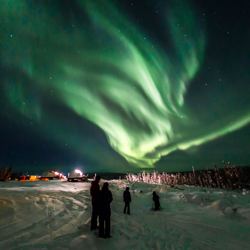 Aurora Viewing Tour