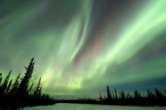 Arctic Circle Aurora One-Day Tour