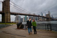 Brooklyn Bridge, Brooklyn Neighborhoods and SoHo. Private Tour with Personal Photographer