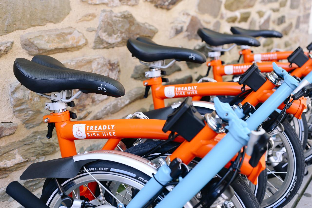 Adelaide Bike 7 Day Hire