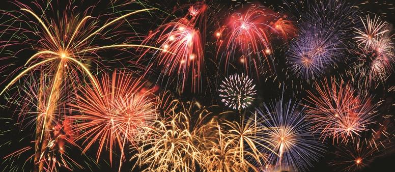 NYE Night Dive & Fireworks