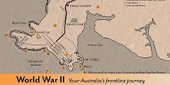 Australia's Frontline:  WW2 Half Day Tour