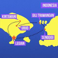 11-Day Indonesian Island Hopper