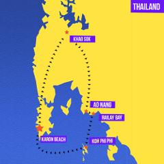 14-Day Thailand Island Hopper