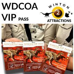 WDCOA VIP Pass