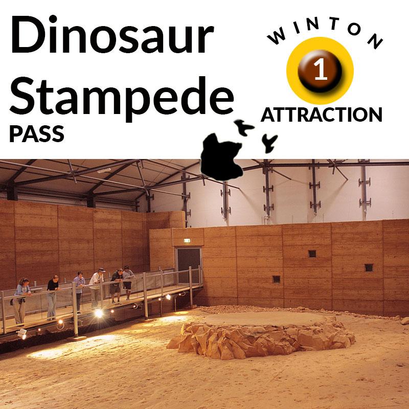 Dinosaur Stampede Pass