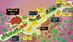 The Cretaceous Garden project