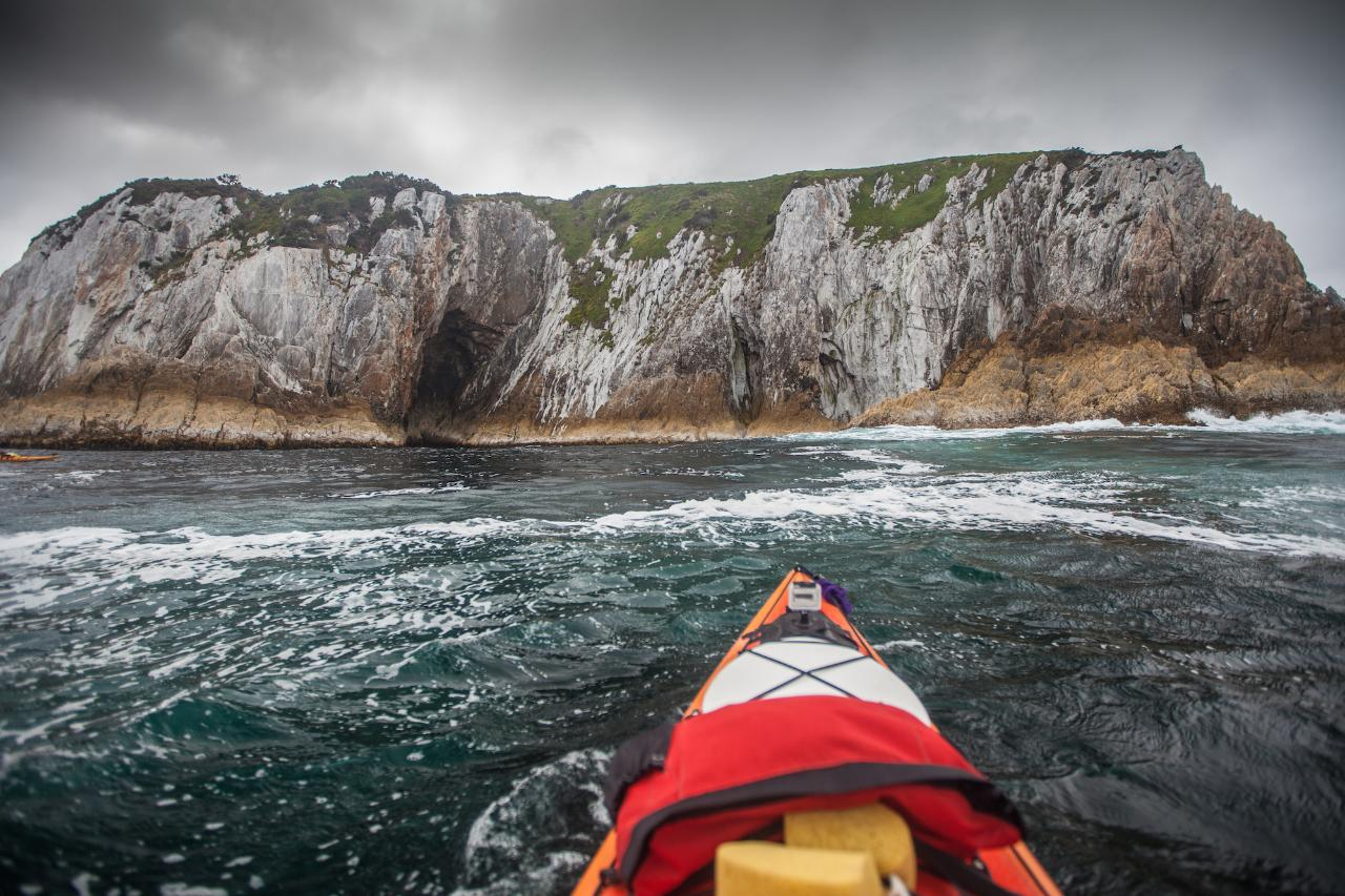 Wilderness on Water Christmas 6-day Kayaking Expedition
