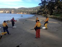 Kayak Instruction - Introduction to Sea Kayaking