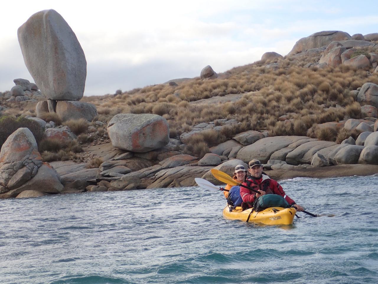 Flinders Island Kayaking Exploration