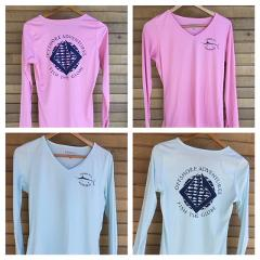 Offshore Adventures & Journey of a Fisherman Ladies Breathable Top