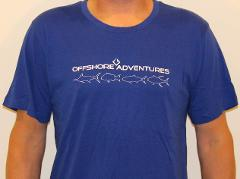 "Offshore Adventures ""Fish the Globe"" T-Shirt"