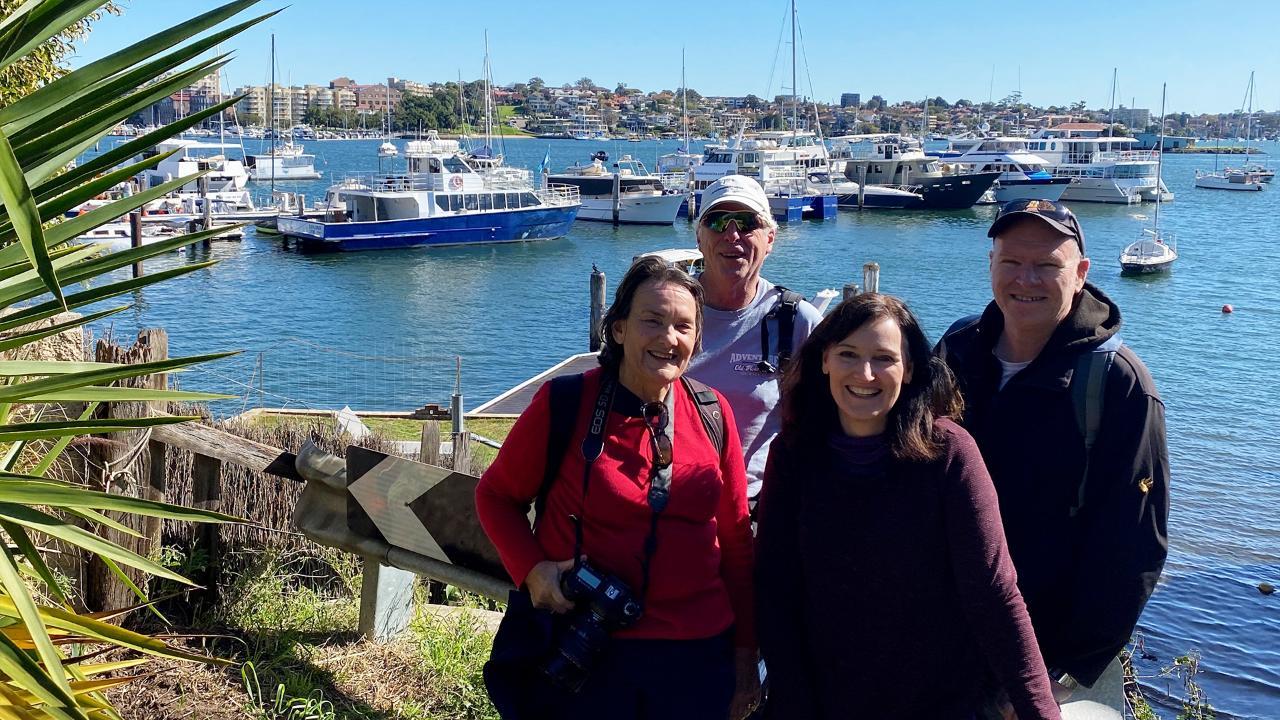 Balmain Waterfront and History Walking Tour - Dirtbags, Dockers and Dawn!