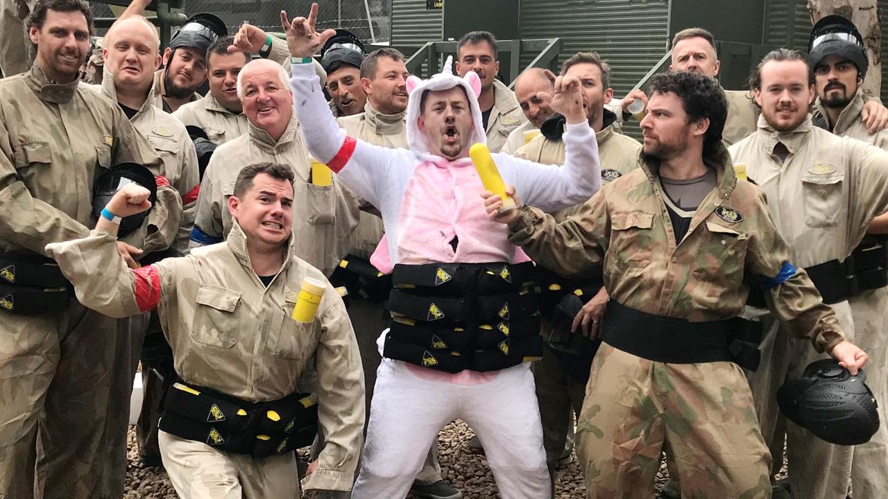 Bucks Party Paintball & Brewery Tour Sydney
