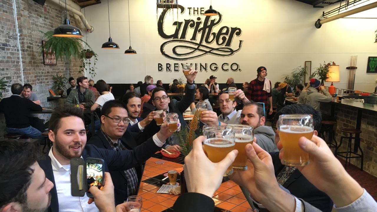 Sydney Brewery Tour Half Day