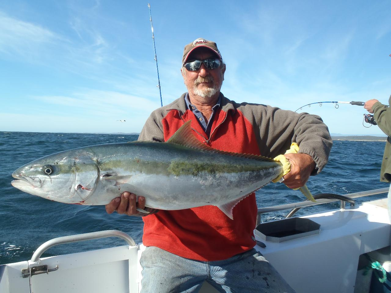 Afternoon Reef Fishing Charter