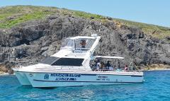 1/2 Day  Reef Fishing Charter Private Nitro up to 14 pax