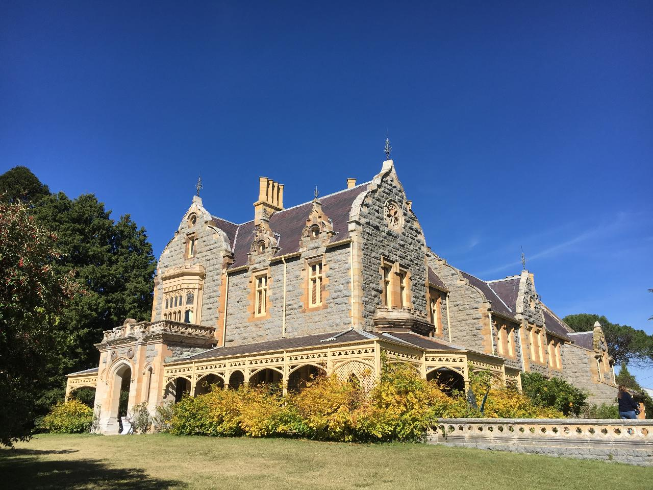 Private Wine Tour and High Tea at Abercrombie House