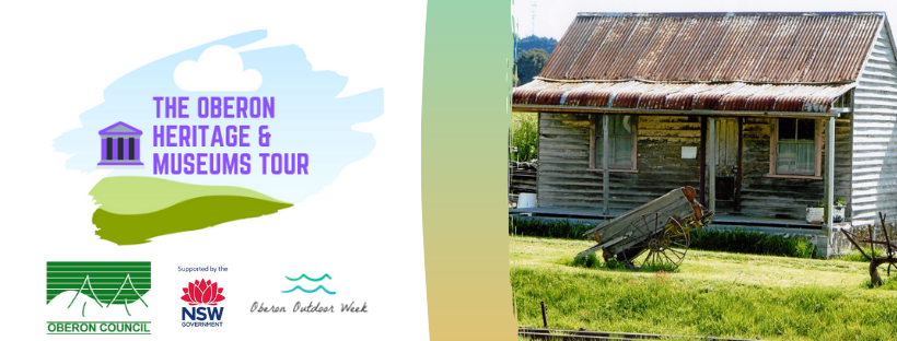 Heritage and Museums Tour Oberon Outdoor Week 2019