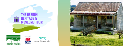 Heritage and Museums Tour Oberon Outdoor Week 2019