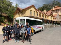 6 Foot Track Bus Transfer Service. Katoomba - Jenolan - Katoomba