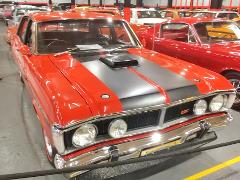 Australian Muscle Car Sydney Showroom Tour